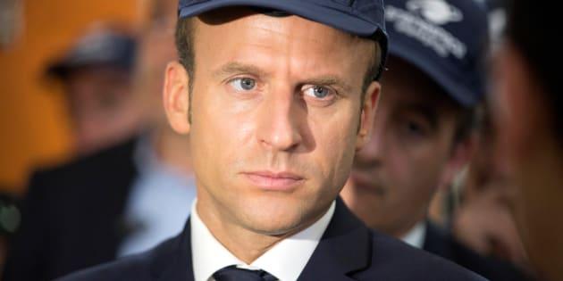 Emmanuel Macron, l'avenir des Guyanais vaut mieux qu'une Montagne d'or.