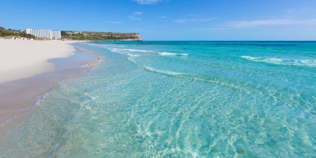 Imagen de archivo de Son Bou, en Menorca.