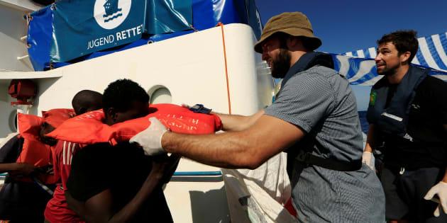 Iuventa: la nave dell'ONG accusata di favoreggiamento dell'immigrazione clandestina