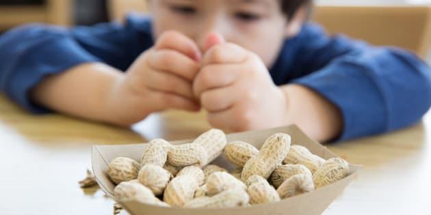 Un patch contre l'allergie à l'arachide qui réduit les risques de 98%.