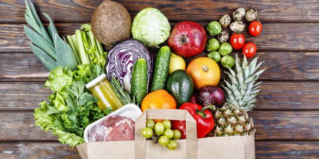 Como guardar frutas e vegetais: Aqui está a forma correta para eles durarem por mais tempo