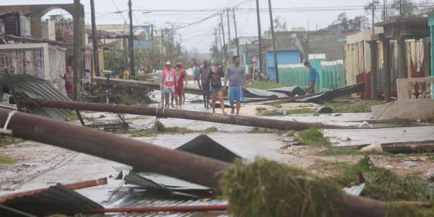 Au moins 10 morts à Cuba, le bilan humain d'Irma dépasse les 40 victimes