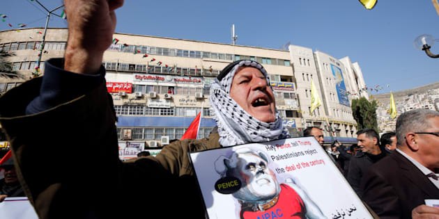 Europa e Stati Uniti mai così distanti sulla questione israelo palestinese