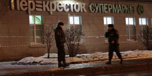 L'explosion à Saint-Pétersbourg est un acte terroriste, dit Poutine