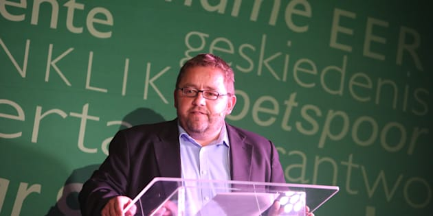 Kallie Kriel, CEO of Afrikaner rights group AfriForum.