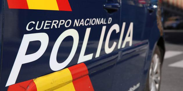 Una furgoneta de la Policía Nacional, en una imagen de archivo.