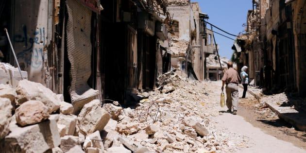 Pourquoi ne pas commencer par reconstruire Alep?