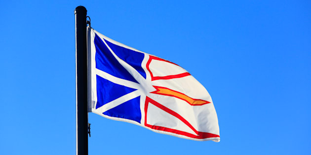 Provincial flag of Newfoundland and Labrador
