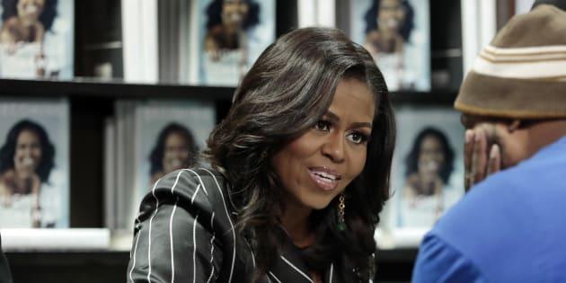Michelle Obama annule sa visite à Paris pour assister aux obsèques de George Bush (Photo d'illustration).
