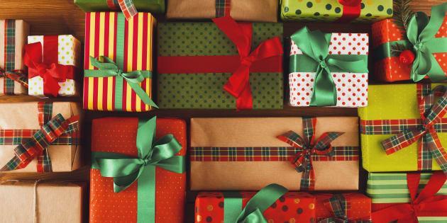 Le Papier Demballage Cadeau Va T Il Au Recyclage Huffpost Québec