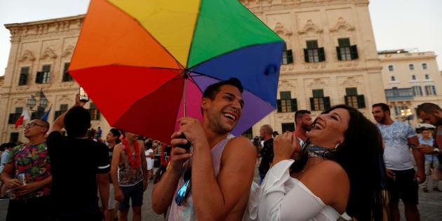 Malte autorise le mariage pour les couples homosexuels
