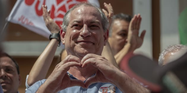 Ciro Gomes é candidato com mais chances contra Jair Bolsonaro, aponta Datafolha.