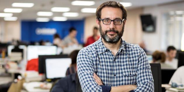 GRAF390. MADRID, 29/06/2018.- Fotografía facilitada por Eldiario.es del periodista Andrés Gil.