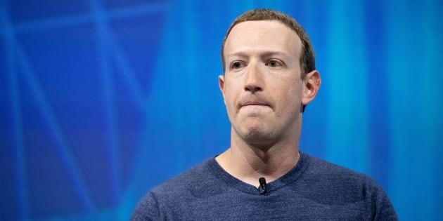Mark Zuckerberg, fundador de Facebook, en el evento Viva Tech en París (Francia) en mayo de 2018.