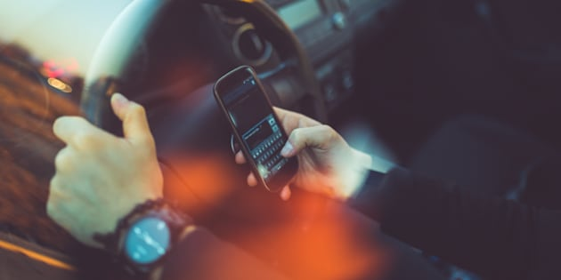 Experts say people who send texts that distract drivers could be held liable in the case of an accident.