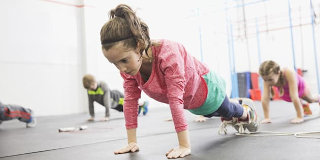 'The Athlete Factory' caters for kids aged 5 to 15.