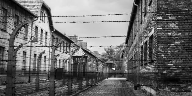 El campo de exterminio de Auschwitz, en Polonia, en una imagen de 2016.