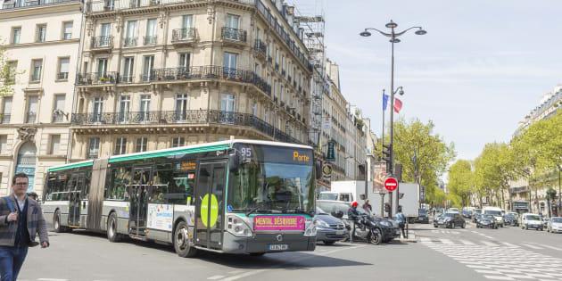 Coupe du monde 2018: si vous habitez Paris ou la petite couronne, n'espérez pas prendre de bus ou de tram après la finale. (illustration)