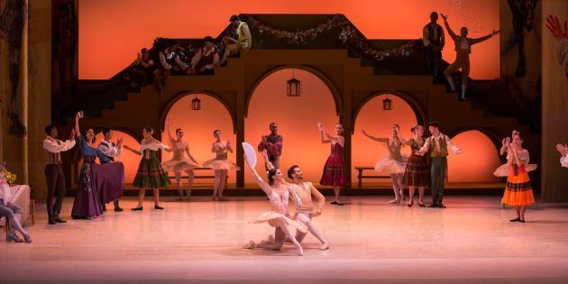 São Paulo Companhia de Dança lotou o Teatro Sergio Cardoso durante quatro semanas.