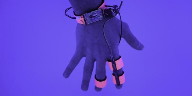 Ce gant veut vous rendre conscient de vos rêves