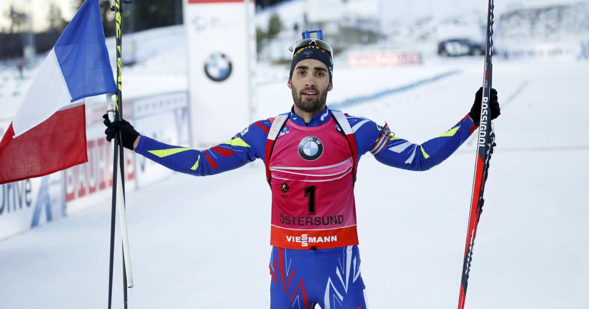 Martin Fourcade sera le porte-drapeau de l'équipe de France aux Jeux Olympiques 2018 de Pyeongchang