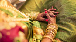 Bride's Family Fights Back Dowry Demands By Holding Groom