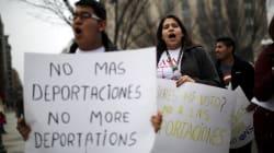La Casa Blanca justifica las redadas y deportaciones