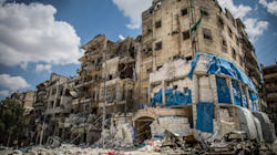 East Aleppo: 'You Can't Do Much To Prepare For Bombardment Like