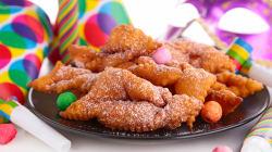 Pour Mardi Gras, cuisiner des beignets au four c'est possible, suivez le