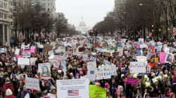 It Sure Looks Like More People Showed Up For The Women's March Than