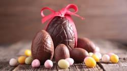 Trop de chocolat pour Pâques? Recyclez facilement vos oeufs, poules et autres