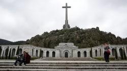 El Congreso español quiere desenterrar el cuerpo de Franco y sacarlo del