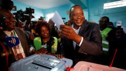 Kenyatta verso un nuovo mandato da presidente del Kenya, ma lo sfidante Odinga non ci sta: