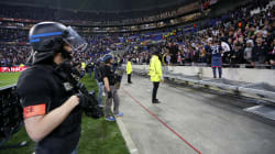 Besiktas-Lyon, le match de
