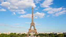 La imagen de la torre Eiffel que seguramente has visto en las últimas horas... no es