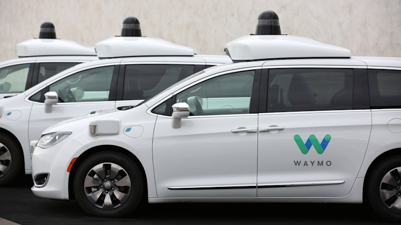 Waymo Urges Feds To Drop Requirements For Steering Wheel And Pedals