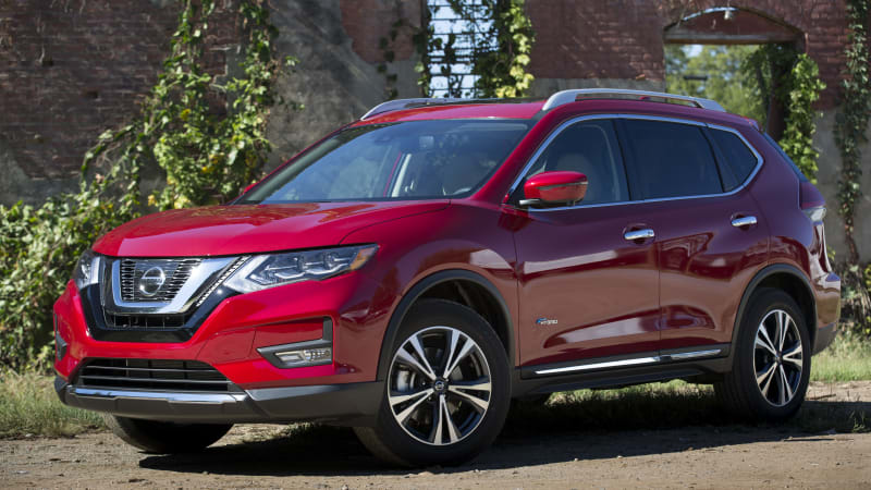 Nissan Announced Pricing Today On The Upcoming 2017 Rogue Hybrid Apart From Being Only One Of Two Hybrids In This Particular Crossover Cl