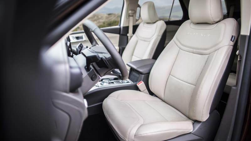 2020 ford explorer seats designed for less space, more comfort Ford Explorer Wont Start