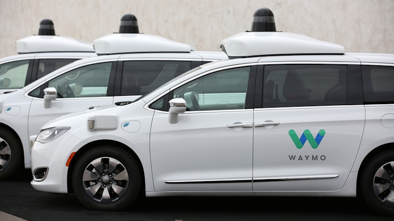 Waymo to set up Detroit factory for building fleet of self