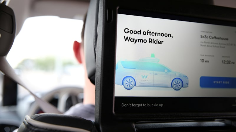 Waymo robotaxis are now carrying paying customers in Phoenix