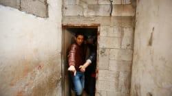 A Gaza inizia la guerra dei