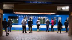 Le service de métro reprend après une longue interruption sur la ligne