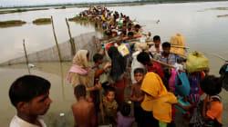 270.000 Rohingyas de Birmanie en fuite, près d'un tiers de la communauté du