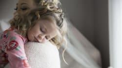 Los padres gastan una barbaridad de tiempo acostando a sus