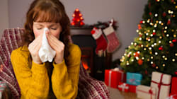 Feeling Sick This Season? Your Christmas Tree Could Be