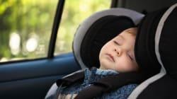 Lasciano bimbo di 4 anni in auto sotto il sole a 45 gradi: denunciati i