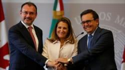 Canadá y México envían un mensaje claro a Trump: el TLCAN es