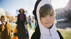 Plan A Candy Route, And Other Ways To Keep Kids Safe On