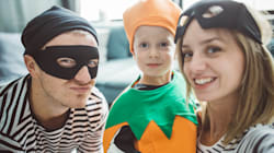 Easy Ideas For Parents Who Forgot They Also Need Halloween