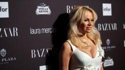 Pamela Anderson se porte à la défense des gilets